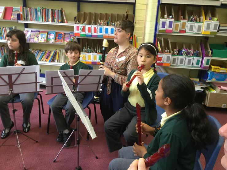 Recorder workshop