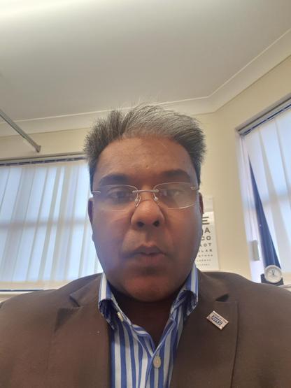 Sudip Ghosh (LA Governor)