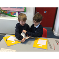 We have been finding words in dictionaries