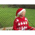 Ho! Ho! Ho! Mrs Young