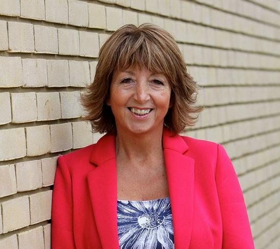 Mrs Jo Cottrell, Executive Head Teacher