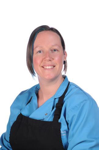 Mrs Carole Brown, School Cook