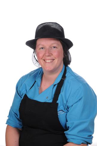 Mrs Carole Brown, School Cook