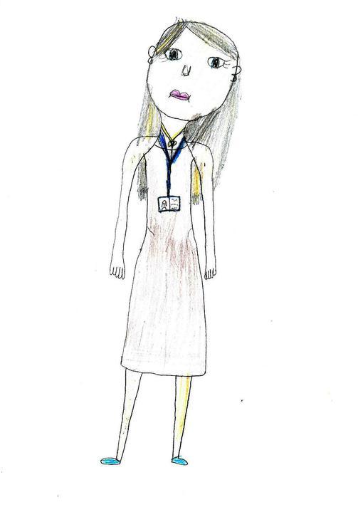 Hazel Class - Mrs Bell by Ruby A age 8