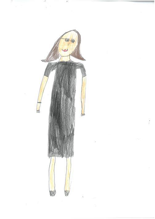 Oak Class - Mrs Reeves by Reuben T age 8