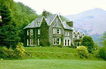 Butharlyp Howe Youth Hostel in Grasmere