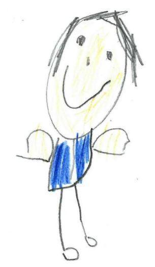 Elm Class - Mr Taylor by Darcie W, age 4