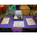 Mark Making & Fine Motor area.