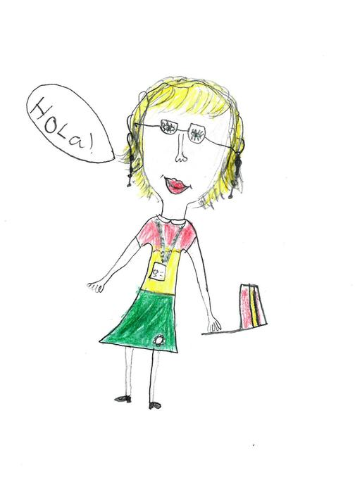 Mrs Stone by Tilly H age 8
