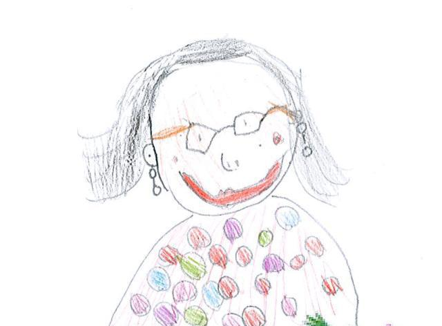 Maple Class - Mrs Standall by Alex age 6