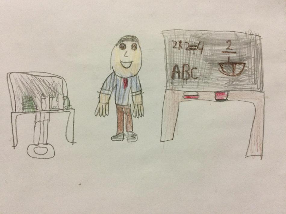 Birch Class - Mr Gross by Amber P age 7
