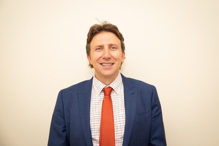 Mr Guy Phillips Executive Deputy Headteacher