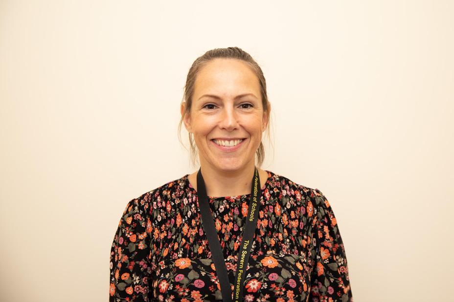 Miss Lucy Nelmes Inclusion SEND Co-ordinator