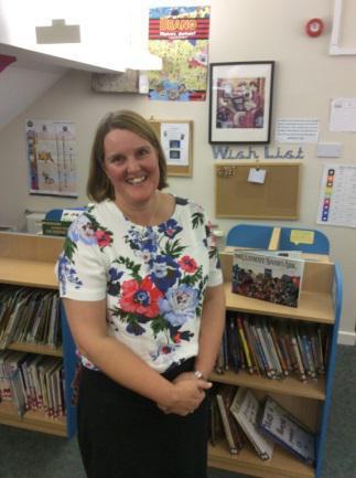 Mrs Rachel Dare - Executive Headteacher