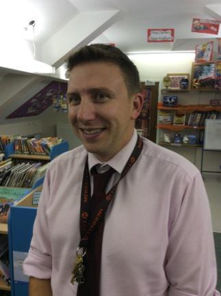 Mr Guy Phillips - Deputy Headteacher