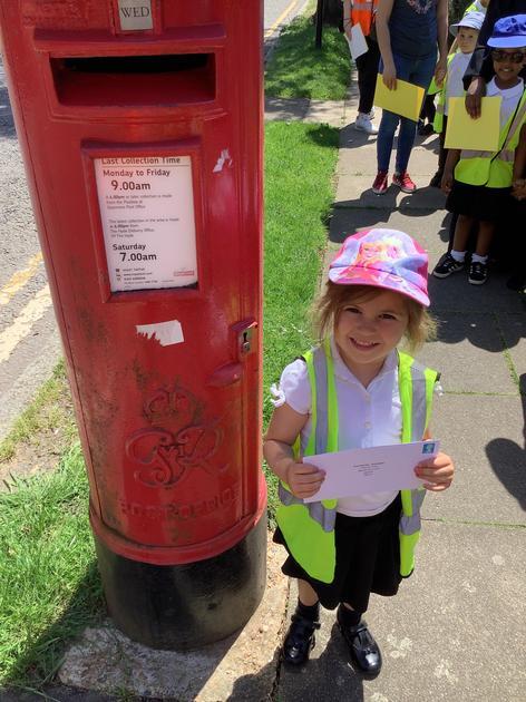 Nursery trip to Canons Park