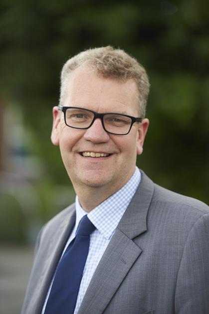 Clive Westall - Headteacher