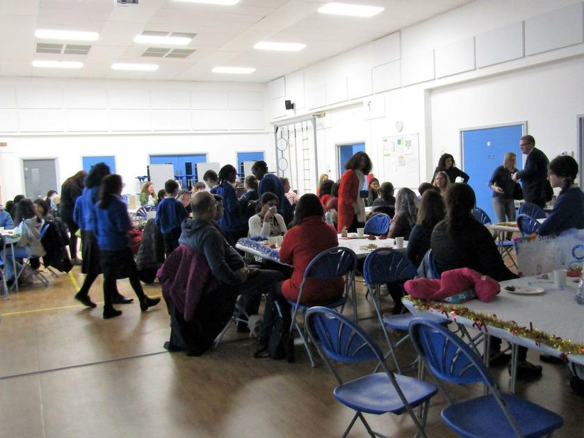 Christmas Breakfast for Parents and Carers