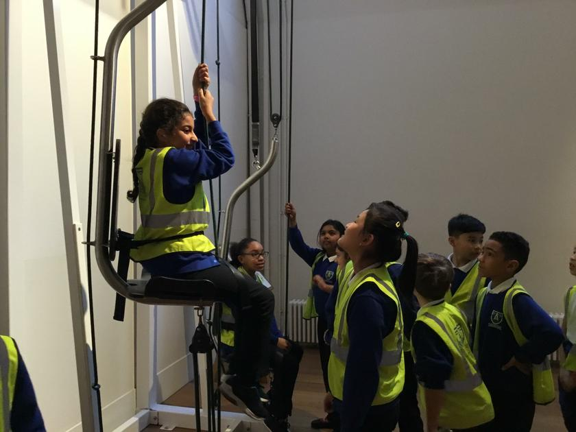 Year 5 visit to the Science Museum - November 2018