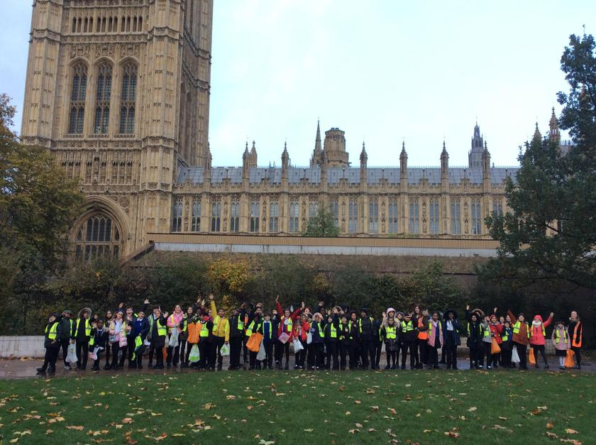 Year 6 House of Parliament - November 2019