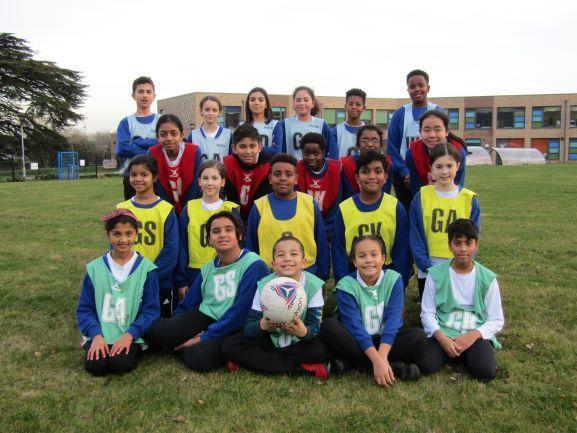 Netball Team win first 2 matches - Feb 2020