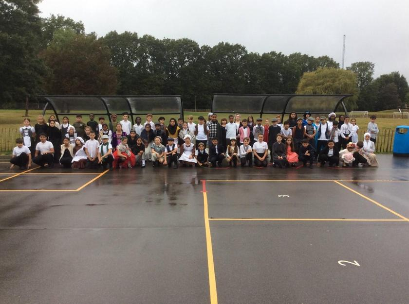 Year 5 Victorian Day - October 2019