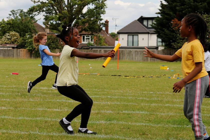 EYFS & KS1 Sports Day - July 2021