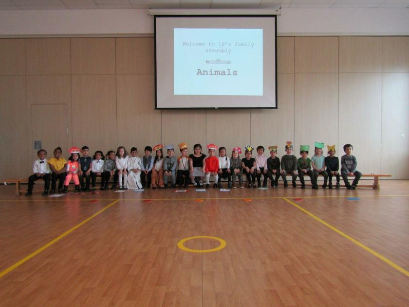 1H Family Assembly - March 2019