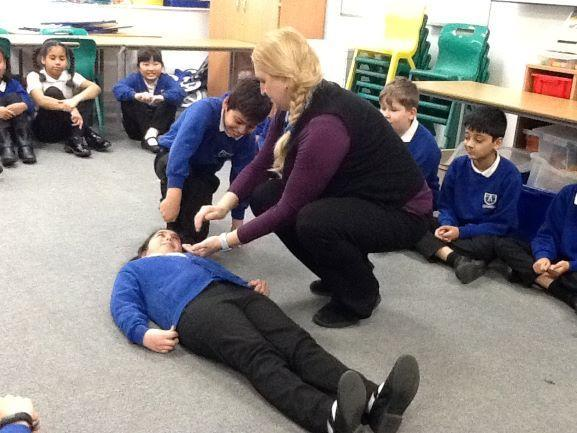 Year 3 & 4 Ancient Egypt Workshop - January 2020