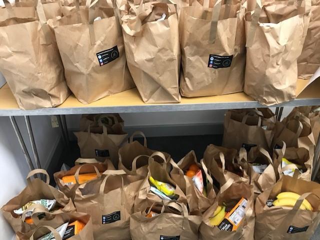 Aylward Aid Food Parcels - Feb 2021
