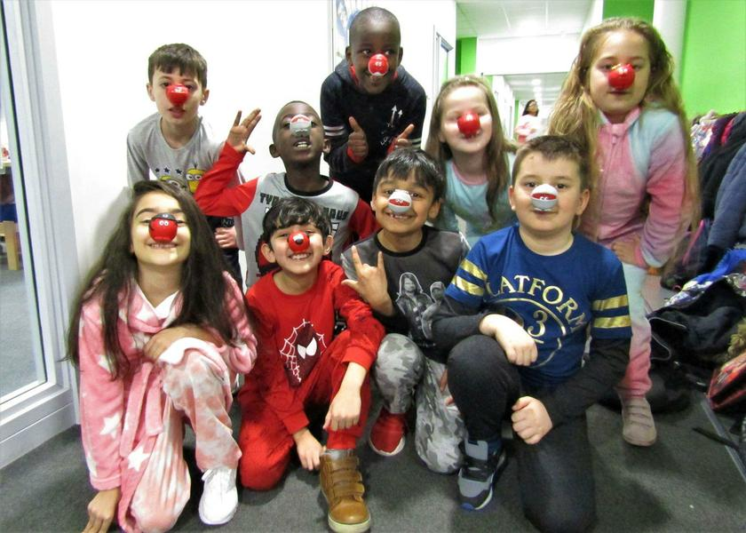 Red Nose Day - March 2019