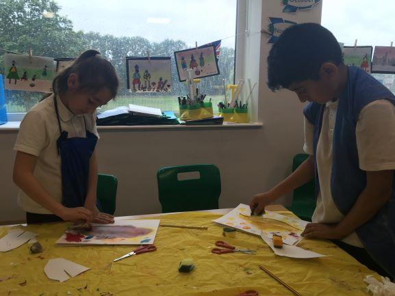 Year 3 Art Workshop - June 2019