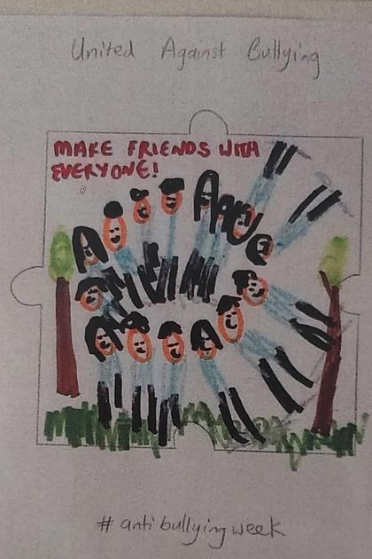 Anti-Bullying Poster Winner - Nov 2020