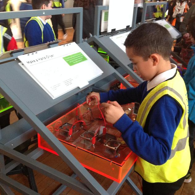 Year 5 Science Museum - November 2019
