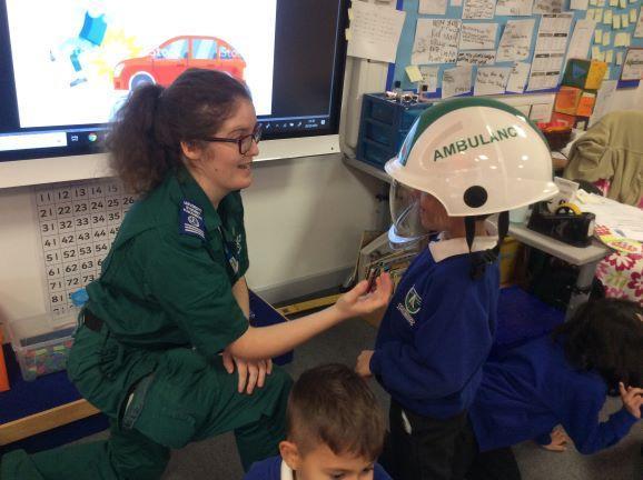 Year 2 Paramedic Visit - November 2019