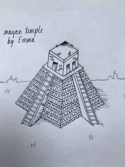 Emma's Mayan Temple