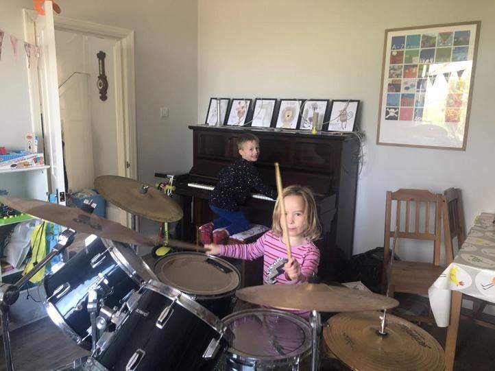 Very musical guys!