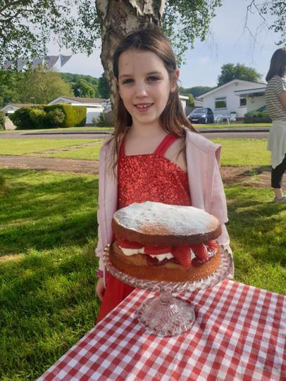 Super cake Rosie