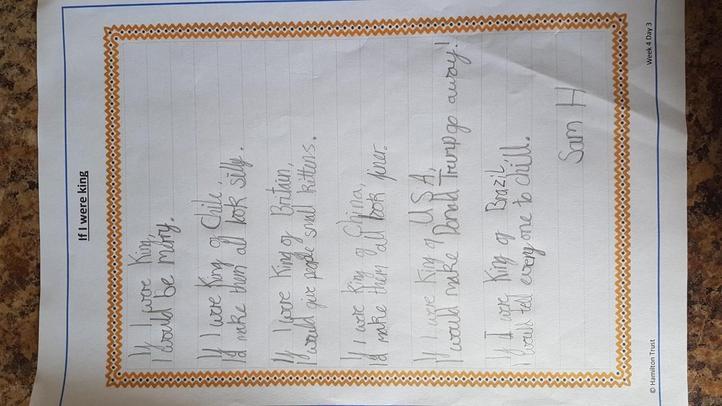 Sam's brilliant poem