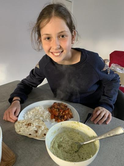 A Mayan feast!