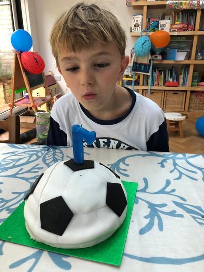 Happy Birthday Samuel!