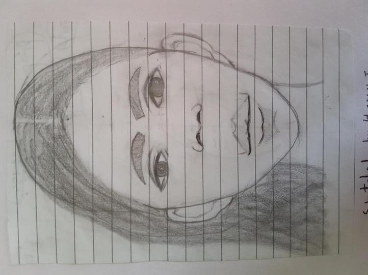 Harry's sketch