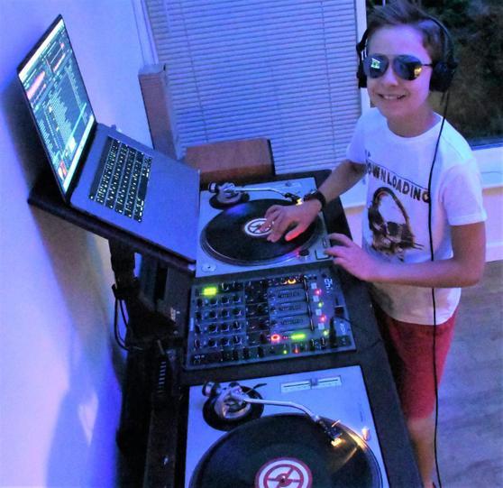 DJ David in Da House!