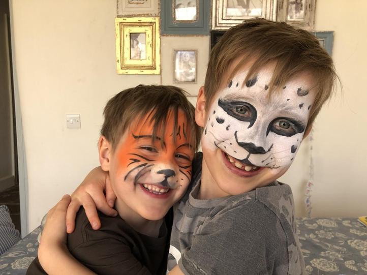 Looking good boys!