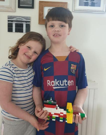 Creative Lego!
