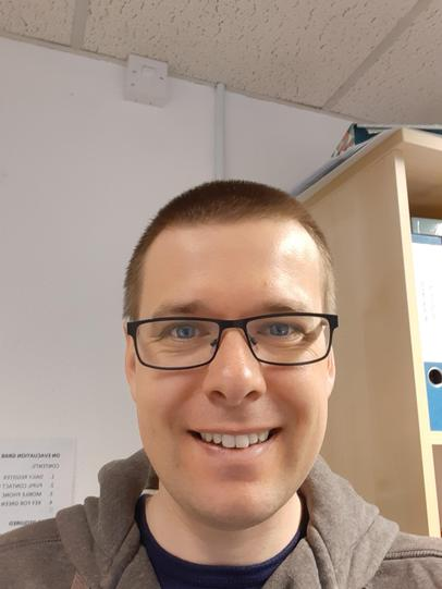 It will be a long time till my next hair cut!