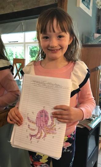 Great work Amelia!
