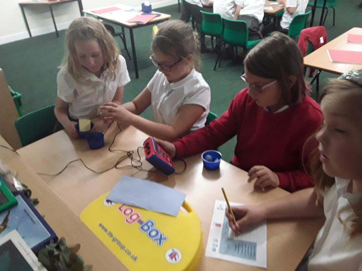 Year 4 Changing State Science Experiment