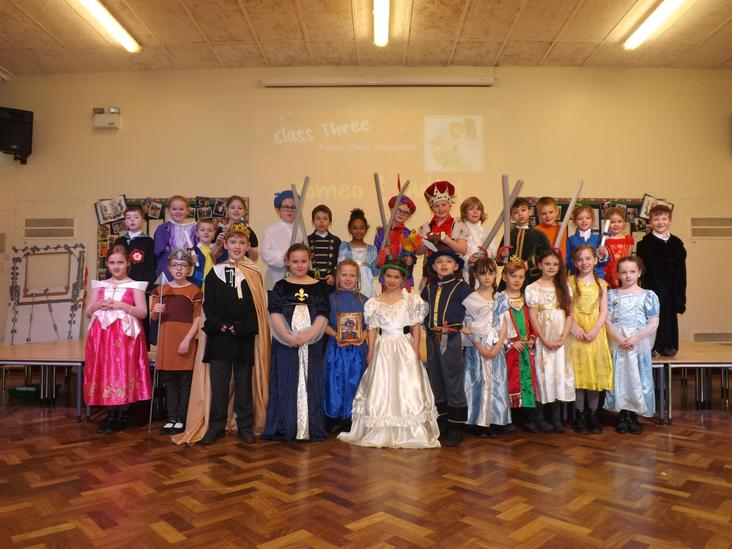 Year 3 Class Assembly: Romeo & Juliet