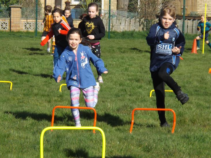 Sport Relief Day 2020